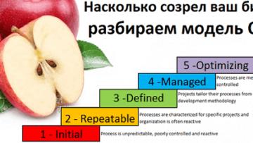 Как созрел ваш бизнес: что такое CMMI и зачем это нужно аналитику